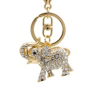Accessories - Elephant Keychain 🐘